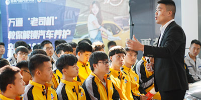 郑州万通汽车学校,创就业帮扶体系