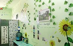 郑州汽修学校,温馨的学生宿舍