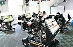 汽车美容培训学校,汽车电控发动机技术检测中心