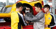 河南汽修学校_实训量大,实操标准对接企业规范,容易投资创业且回报快。